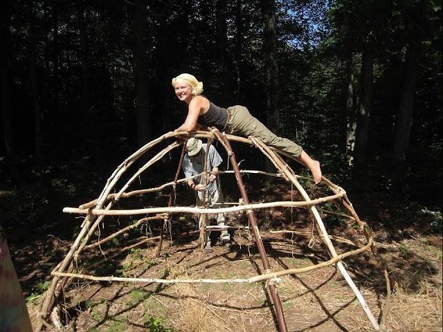 Wilderness Survival Shelter